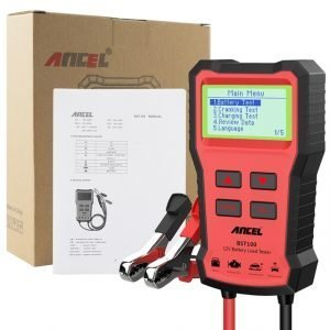 Car Battery Tester Charger Analyzer