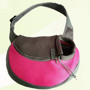 Breathable Dog Front Carrying Bags Mesh