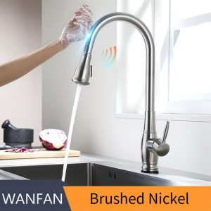 Smart Touch Kitchen Faucets Crane with Sensor Kitchen Water Tap