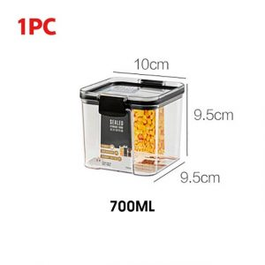 700/1300/1800ML Food Storage Container
