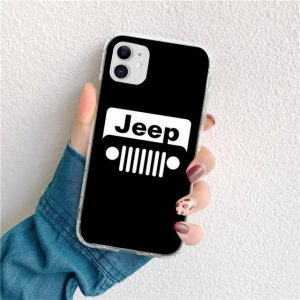 American JEEP Car Painted Phone Case for iPhone 12 Pro max 11 Pro XS MAX 8 7 SE 2020 XR