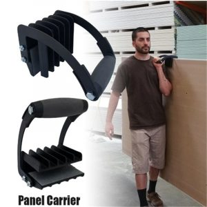 """Plywood and Sheetrock Panel Carrier, 0 to 1 1/8"""""""