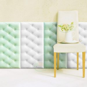 Home Decor 3D Self Adhesive Wall Stickers Thicken Tatami Collision