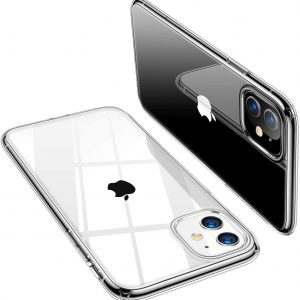 Shockproof Clear Soft Phone Case For iPhone