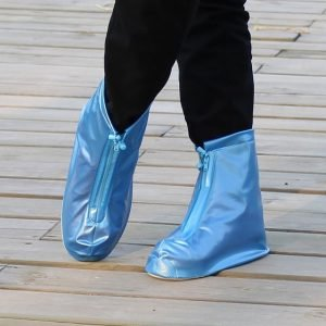 1 Pair Unisex Waterproof Protector Shoes Boot Cover