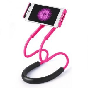 Mobile Phone Holder Hanging Neck Lazy Cellphone Mount Accessories