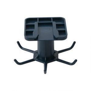 6 claw rotating storage hook Kitchen Gadgets Accessories