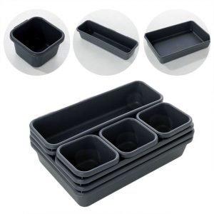 8pcs/set Storage Organizer Box Home Drawer
