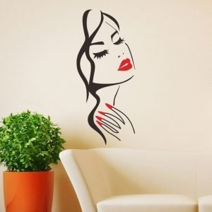 Wall Stickers: Lash & Brows Eyes