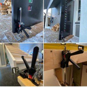 Labor saving Arm Door Use Board Lifter Cabinet
