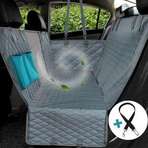 Prodigen Waterproof Dog Car Seat Cover