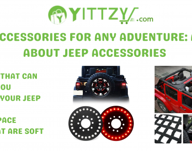 jeep accesories